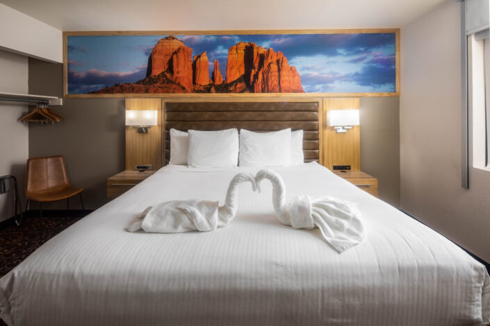 Hotels in Sedona. Photo: Mike Vos Photography